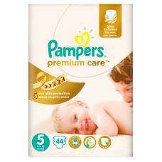 Pampers Premium Care 5 Junior (11-18 kg) - 44 db