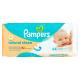 Pampers Natural Clean törlőkendő 64 db
