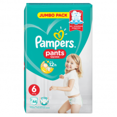 Pampers Pants bugyipelenka 6 Extra large (15+ kg) - 44 db