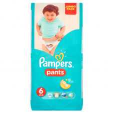Pampers Pants bugyipelenka 6 Extra large (16+ kg) - 44 db