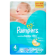 Pampers Active Baby-Dry 4 Maxi (7-14 kg) - 76 db