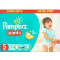 Pampers Pants bugyipelenka 5 Junior (12-17 kg) -  96 db