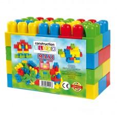 Maxi Blocks építőkocka - fóliás 60 db