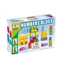 Maxi Blocks Játszva tanulni építőkocka