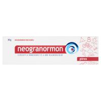 Neogranormon Piros családi kenőcs 30 g