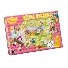 Mini társasjáték - Pinokkió