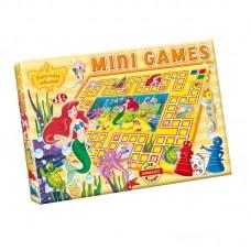 Mini társasjáték - Ariel a kis hableány