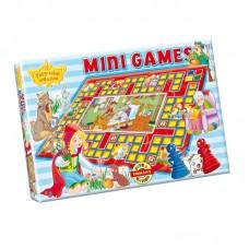 Mini társasjáték - Piroska és a farkas