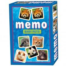 Memóriajáték: Állatkölykök