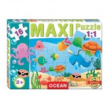 Maxi Puzzle - Óceán