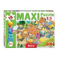 Maxi Puzzle - Építkezés