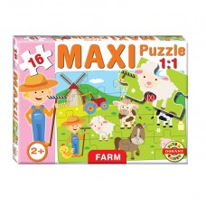 Maxi Puzzle - Farm