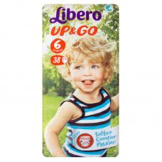 Libero Up&Go 6 (13-20 kg) bugyipelenka - 38 db