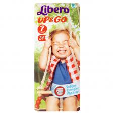 Libero Up&Go 7 (16-26 kg) bugyipelenka - 34 db