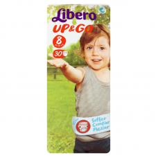 Libero Up&Go 8 (19-30 kg) bugyipelenka - 30 db