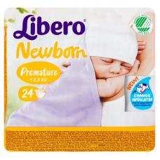 Libero Newborn 0 Premature  (<2 kg) - 24 db