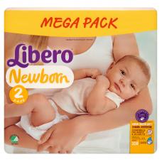 Libero Newborn 2 (3-6 kg) - 108 db