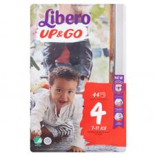 Libero Up&Go 4 (7-11 kg) bugyipelenka - 44 db