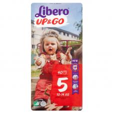 Libero Up&Go 5 (10-14 kg) bugyipelenka - 40 db