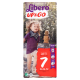 Libero Up&Go 7 (16-26 kg) bugyipelenka - 32 db