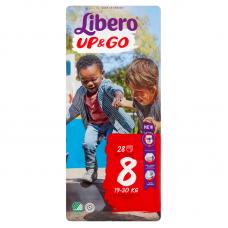Libero Up&Go 8 (19-30 kg) bugyipelenka - 28 db