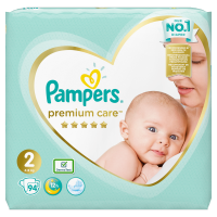 Pampers Premium Care 2 Mini (4-8 kg) - 94 db