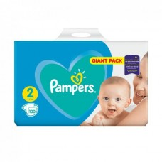 Pampers New Baby 2 Mini (4-8 kg) - 100 db