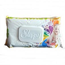 Sleepy törlőkendő fedeles - 120 db