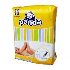 Panda Pelenkázó alátét (60x60 cm)  - 10 db